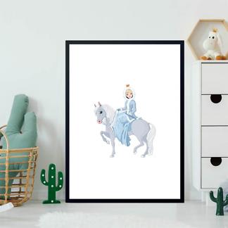 Постер Зимняя принцесса  - фото 2
