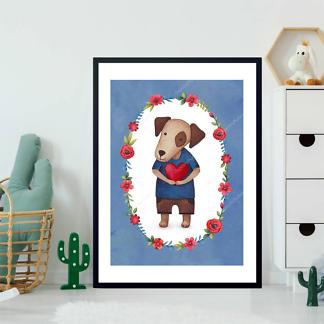 Постер Собака с сердцем  - фото 2