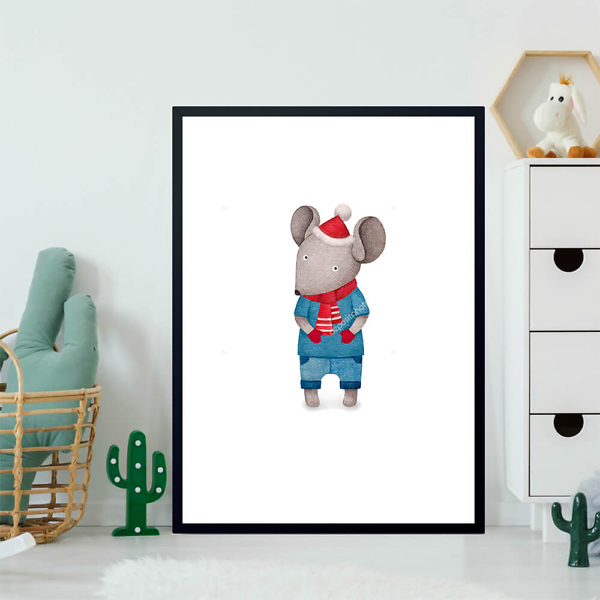 Постер Мышь  - фото 2