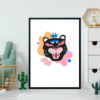 Постер Пума  - фото 2