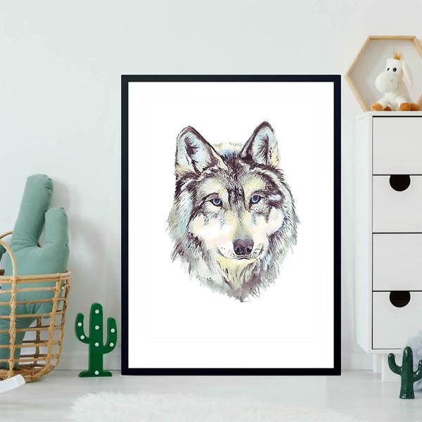 Постер Волк  - фото 2