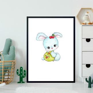 Постер Ушки кролика  - фото 2