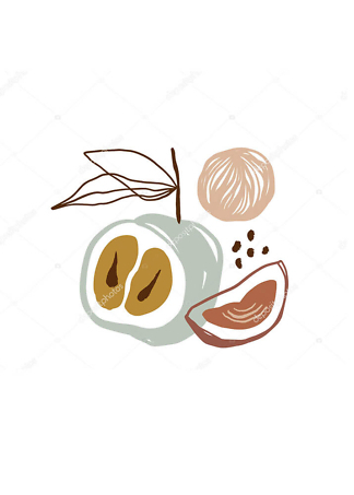 Картина фрукты  - фото