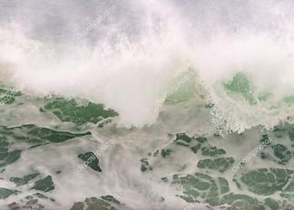 Постер пена морская  - фото