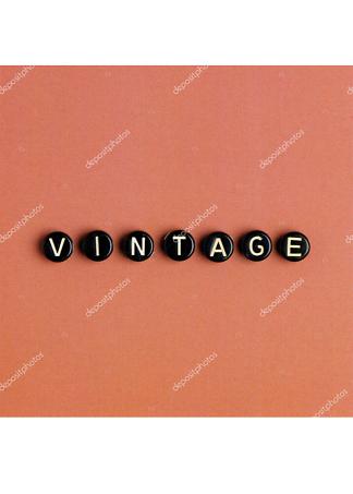 Картина со значками Vintage  - фото
