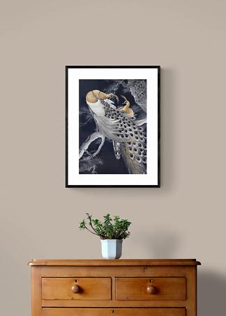 Постер райская птица  - фото 2
