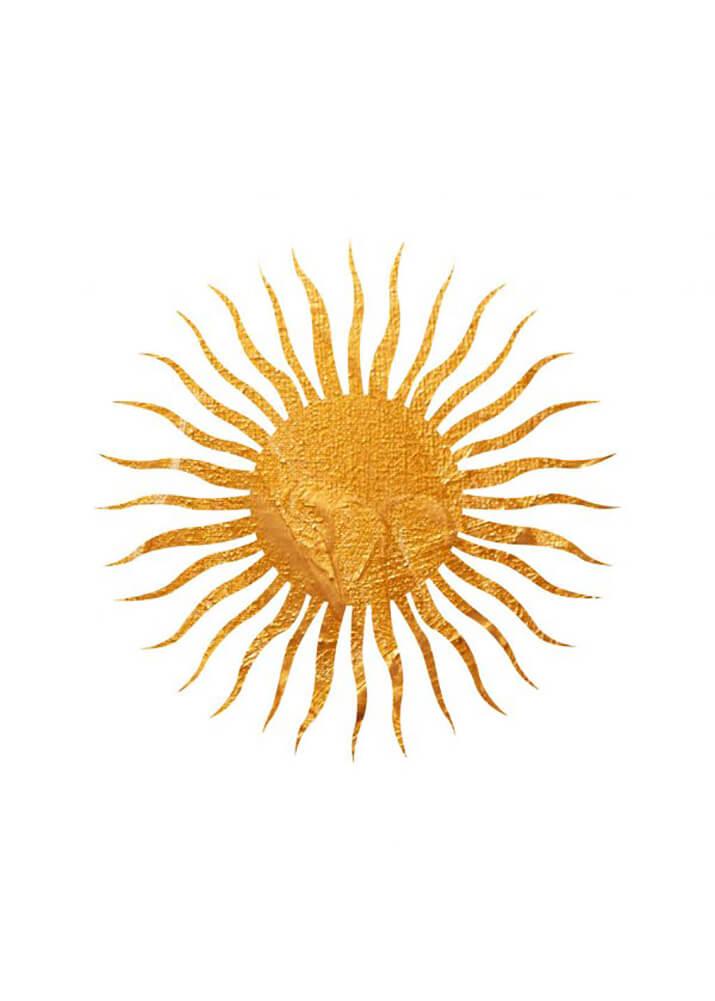 Постер Солнце  - фото