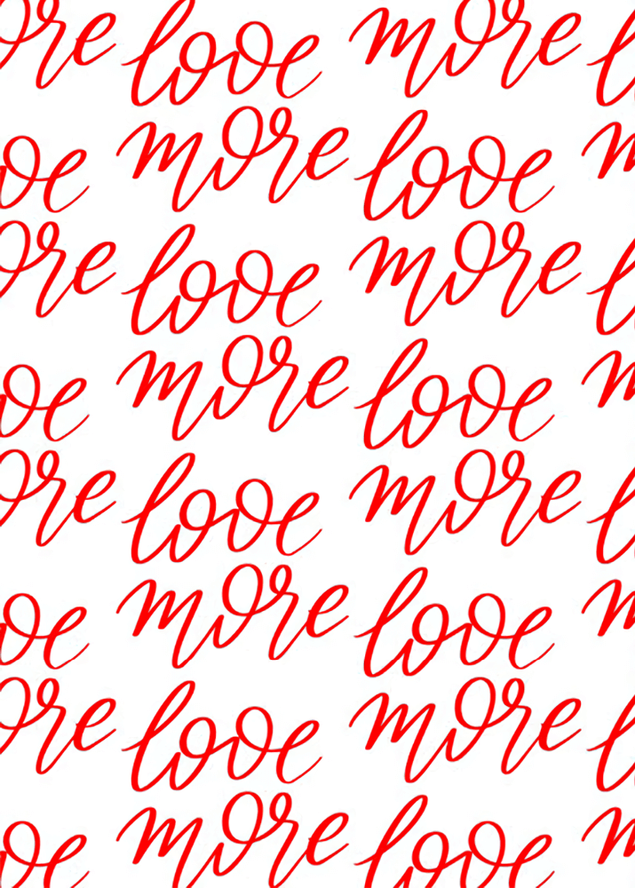 Постер Love More  - фото
